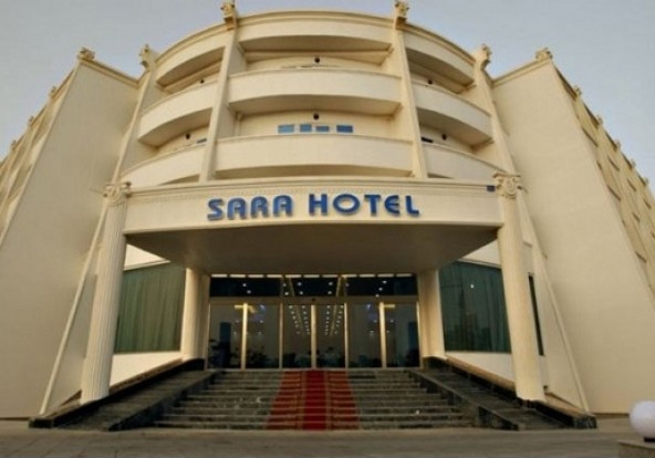 هتل ۳ ستاره سارا