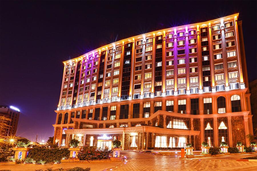 هتل ۵ ستاره ویدا